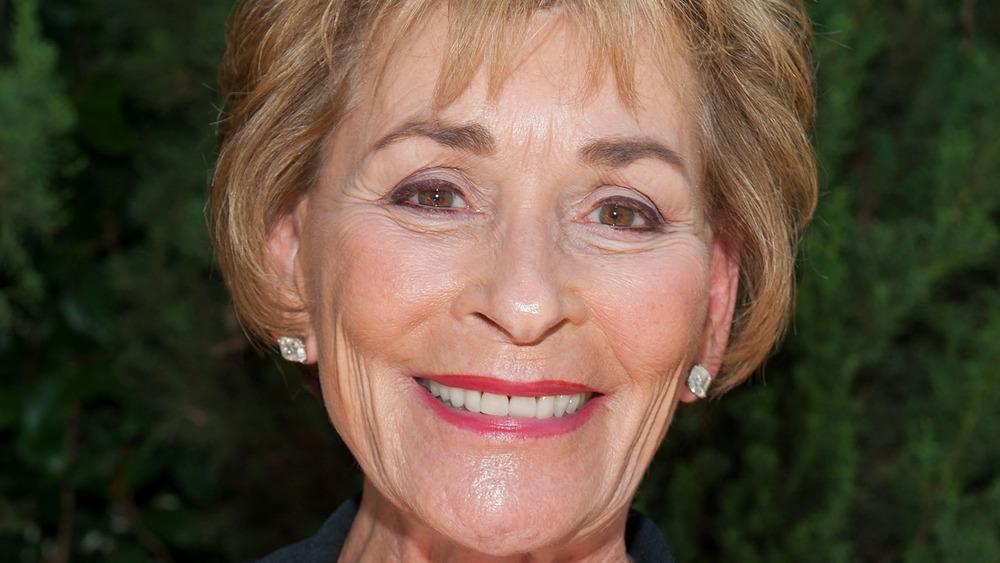 Judge Judy Sheindlin smiling
