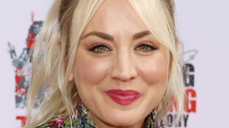 Kaley Cuoco at 'Big Bang Theory' handprints ceremony 2019