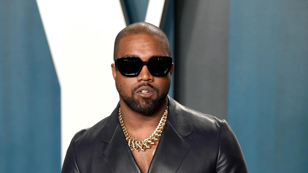 Kanye West red carpet