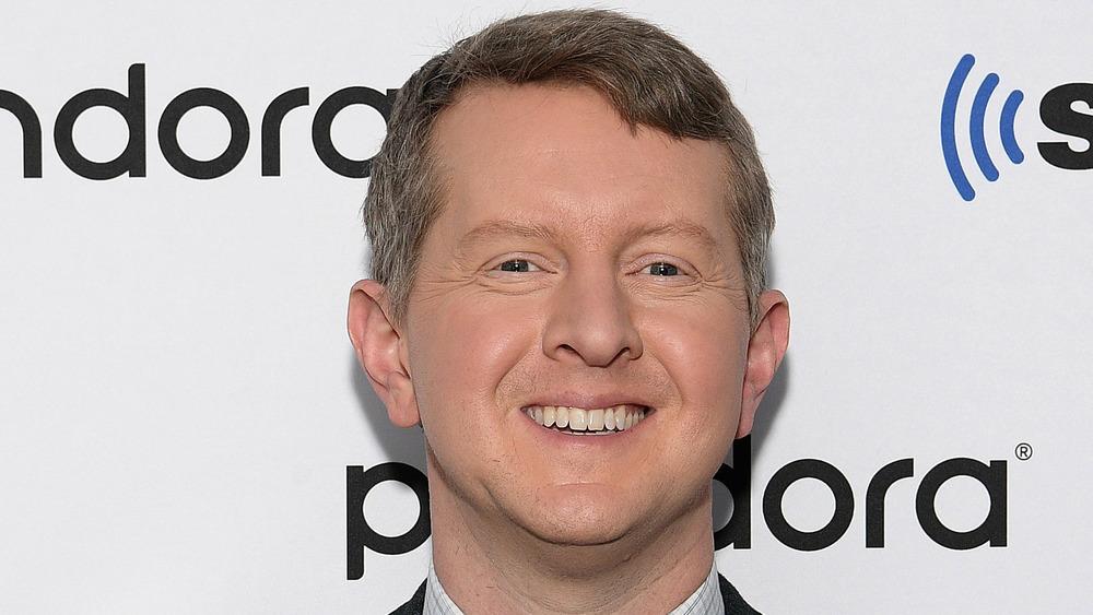 Ken Jennings grinning