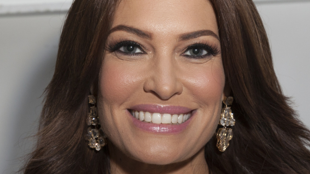 Kimberly Guilfoyle at event