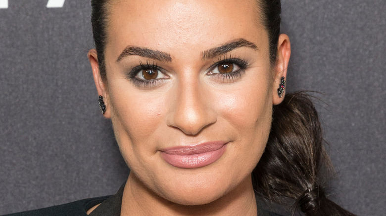 Lea Michele in 2018