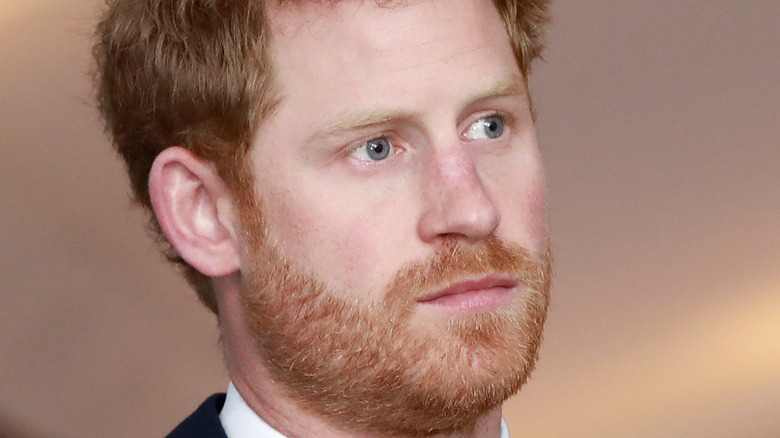 Prince Harry red hair