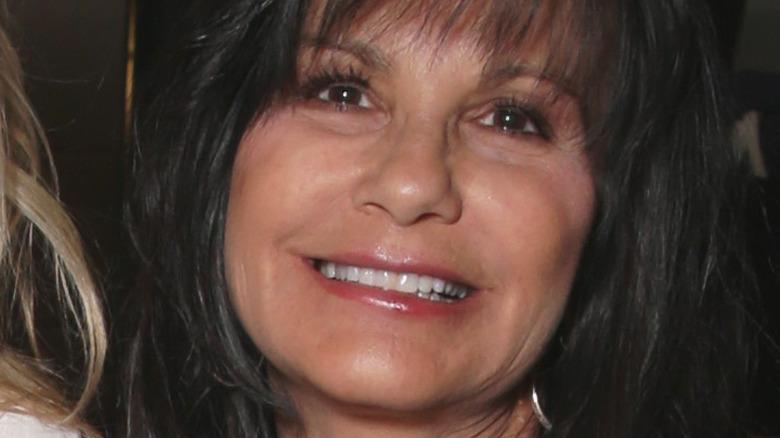 Lynne Spears bangs