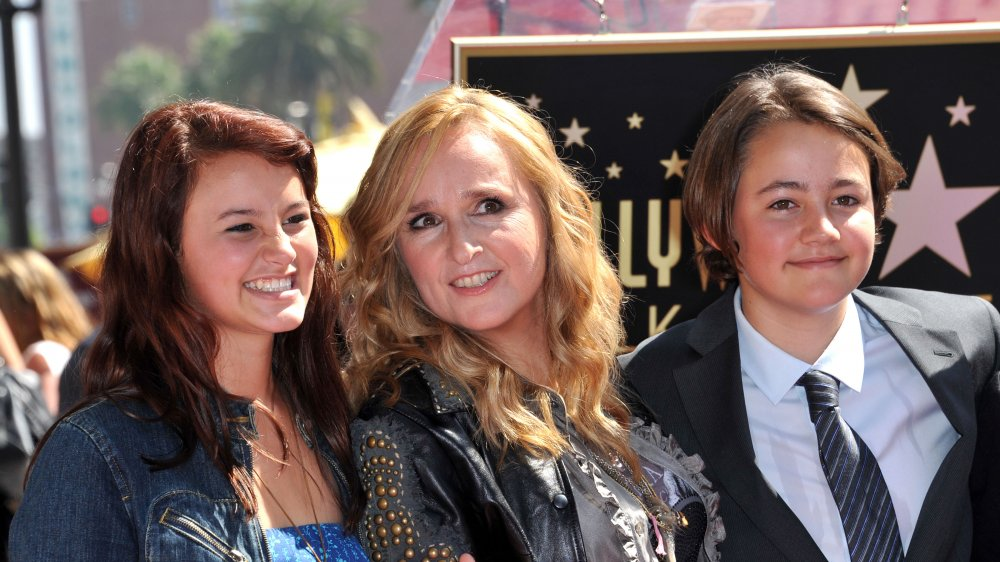 Bailey Cypher, Melissa Etheridge, and Beckett Cypher