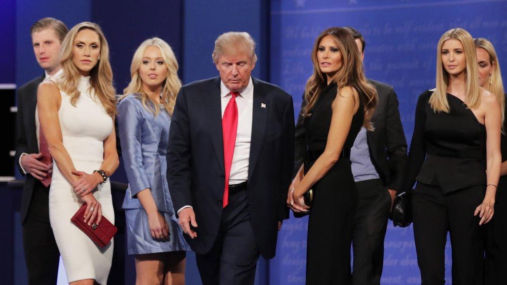 The Trump family