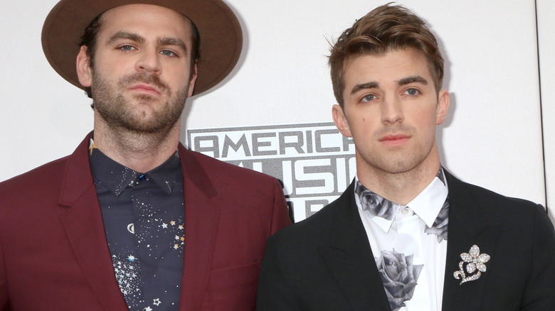 The Chainsmokers at 2016 American Music Awards