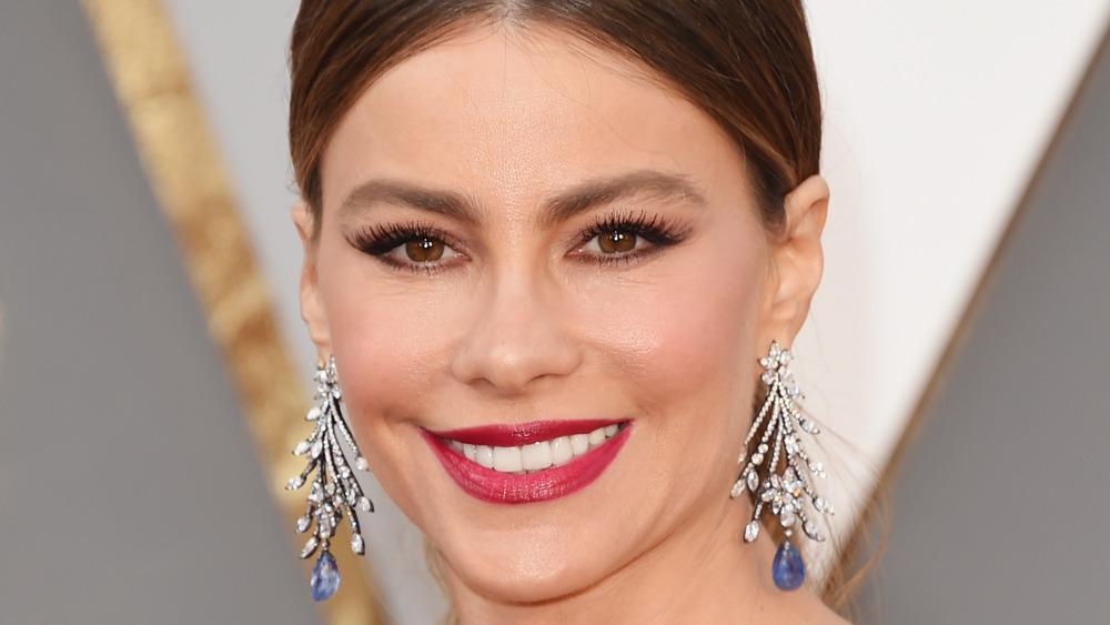 Sofía Vergara at the Emmy Awards
