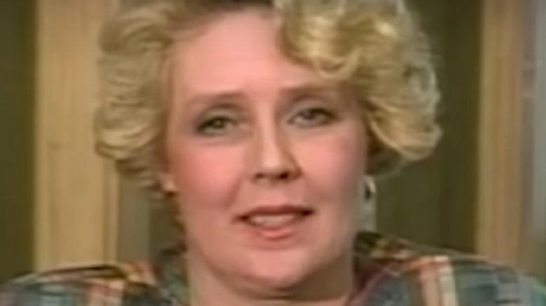 Betty Broderick during her 1992 Oprah interview