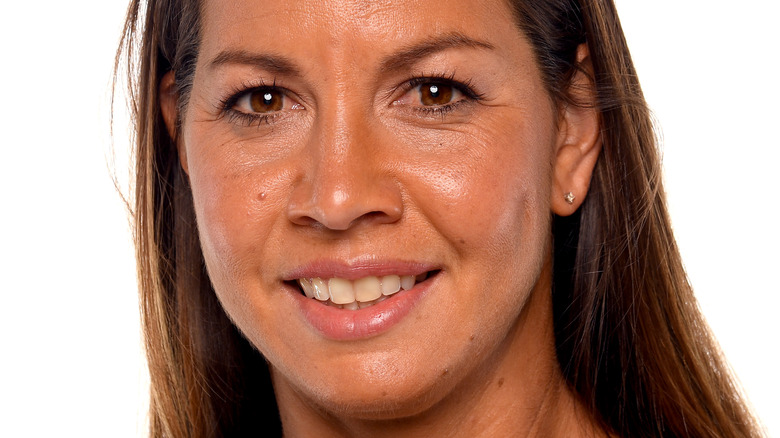 Cat Osterman smiles in a file photo