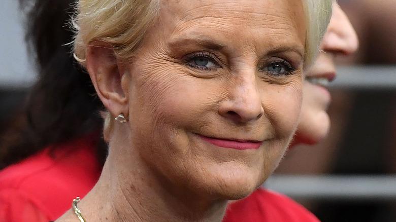 Cindy McCain smile