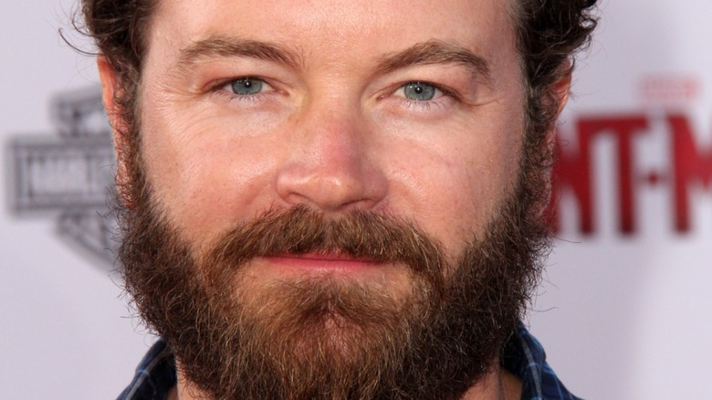 Danny Masterson red carpet smiling