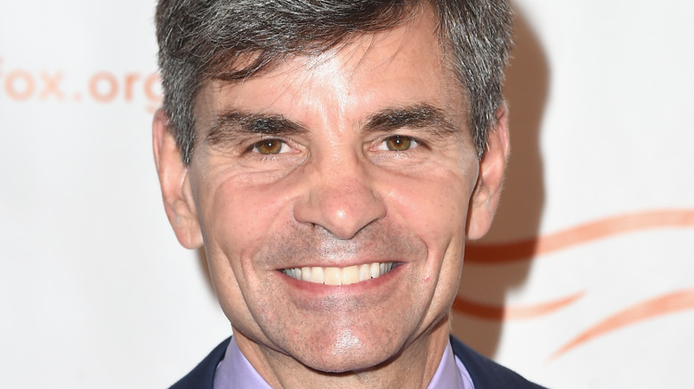 George Stephanopoulos red carpet