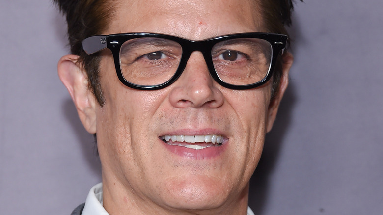 Johnny Knoxville smile