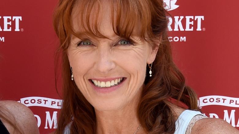 Karen Laine smiling