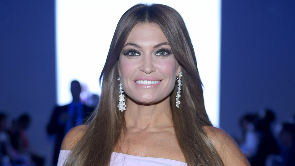Kimberly Guilfoyle attends Taoray Taoray fashion show during New York Fashion Week: The Shows at Gallery II at Spring Studios