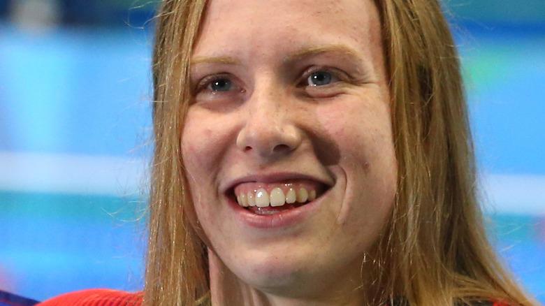 Lilly King at Rio Olympics