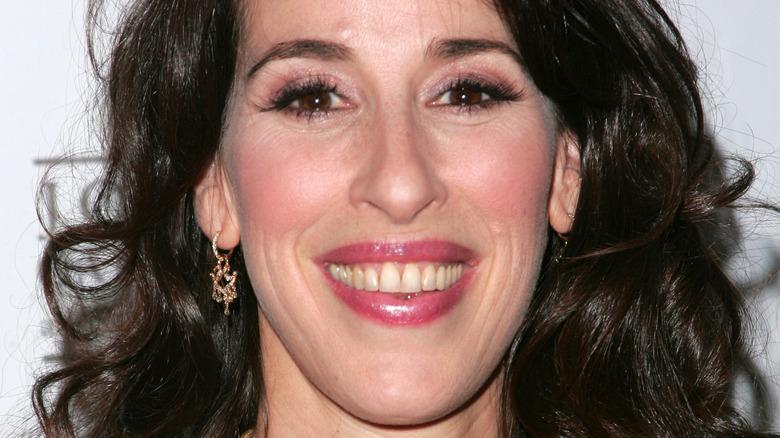 Maggie Wheeler smiling