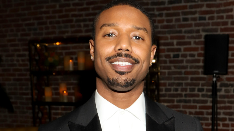 ichael B. Jordan attends the CAA NAACP Image Awards After Party