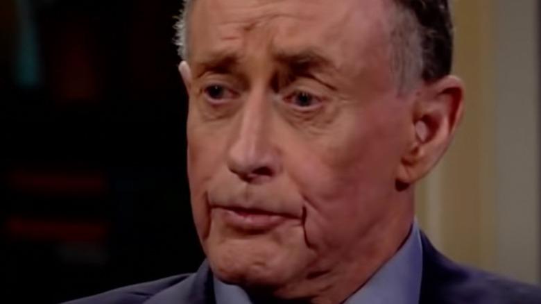 Michael Peterson, talking