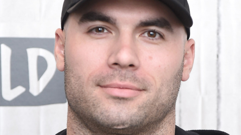 Mike Caussin at event