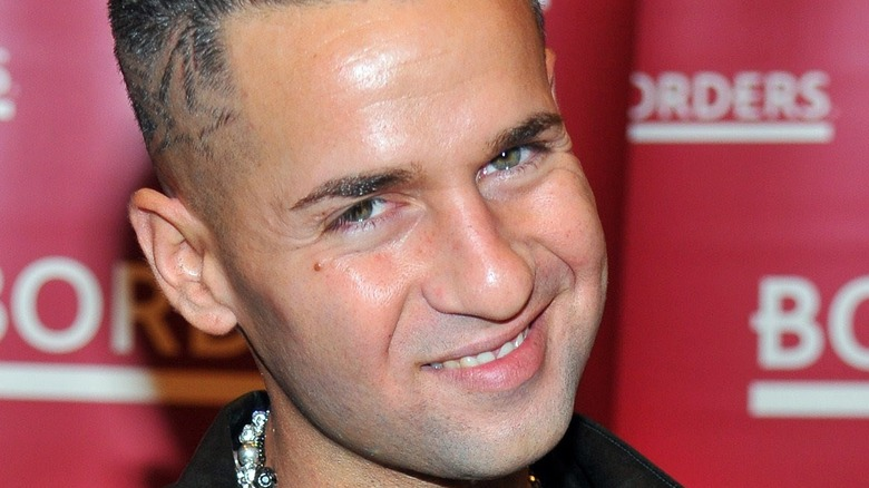 Mike 'The Situation' Sorrentino at book signing