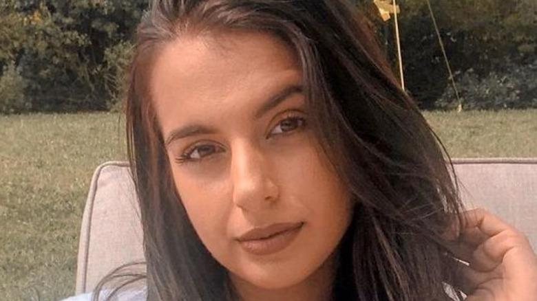 Monica Vaswani Instagram robe