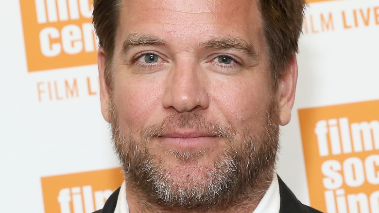 Michael Weatherly at an event