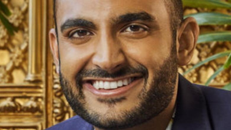 Shaan Patel smiling