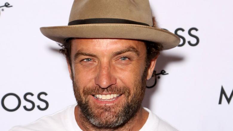 T.J. Lavin hat