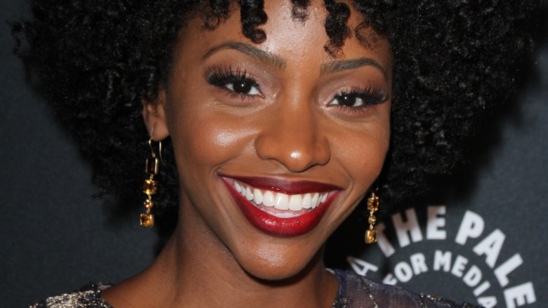 Teyonah Parris at October 2015 event
