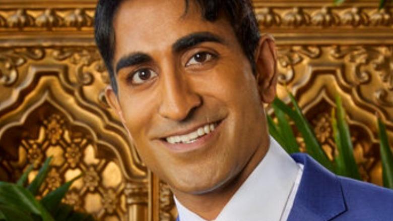 Vishal Parvani smiling at camera