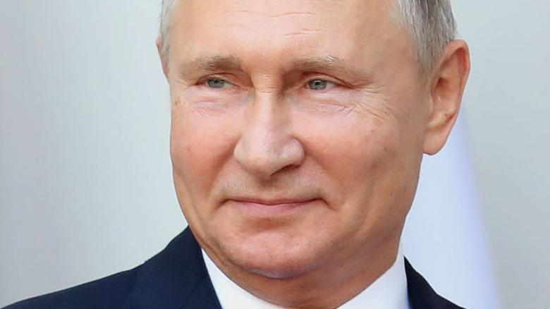 Putin in June 2020