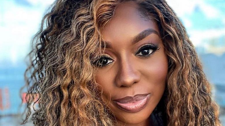 Wendy Osefo, smiling, 2021 selfie