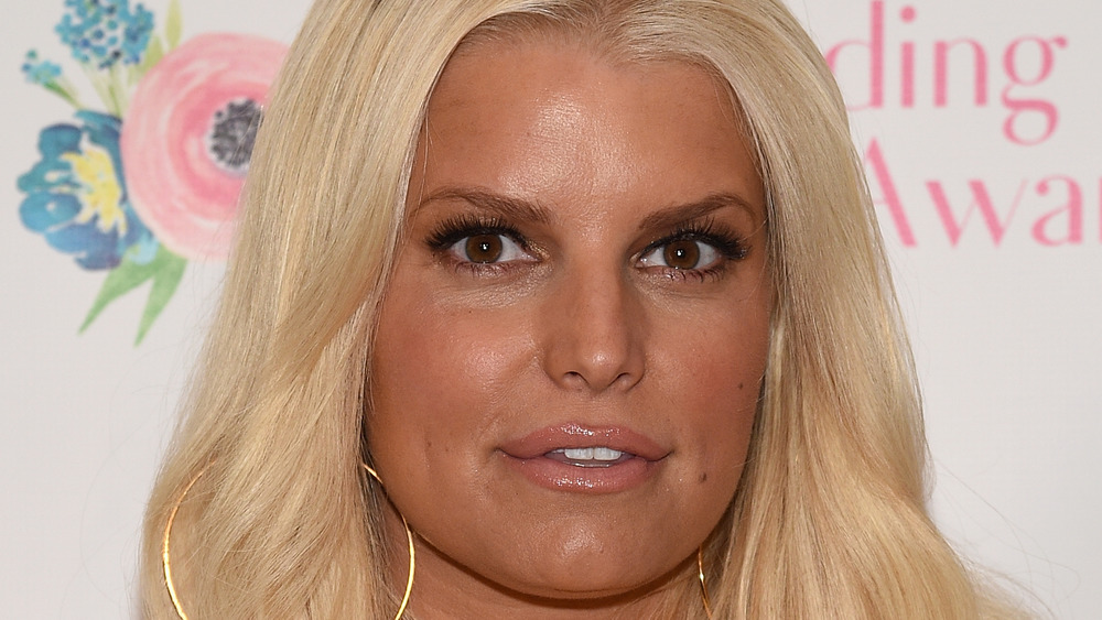 Jessica Simpson at an event