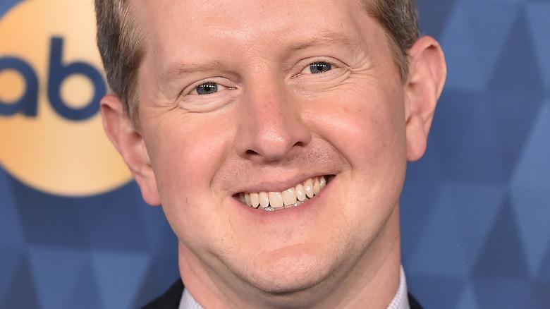Ken Jennings smile