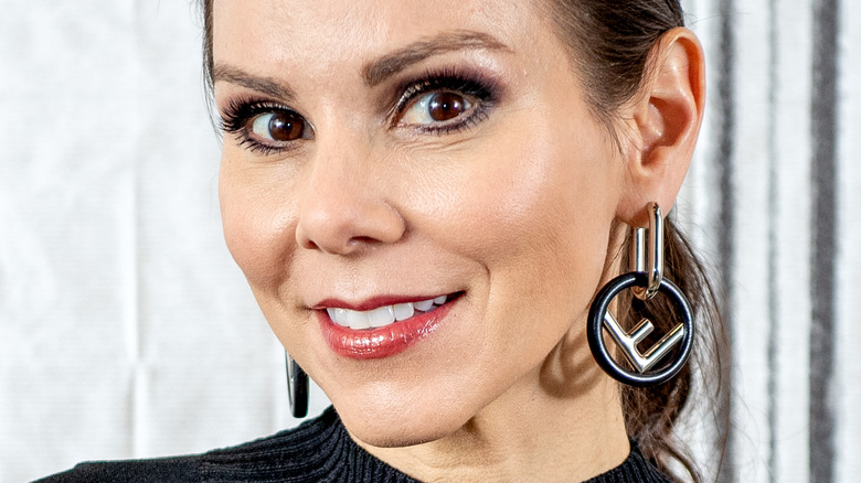Heather Dubrow smiling