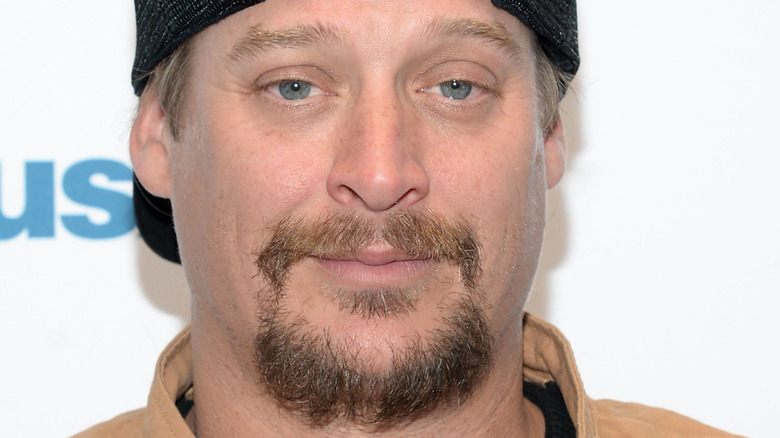 Kid Rock during a 2019 concert