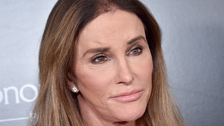 Caitlyn Jenner attends the 60th Anniversary party for the Monte-Carlo TV Festival
