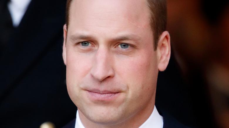 The Duke of Cambridge attends an event