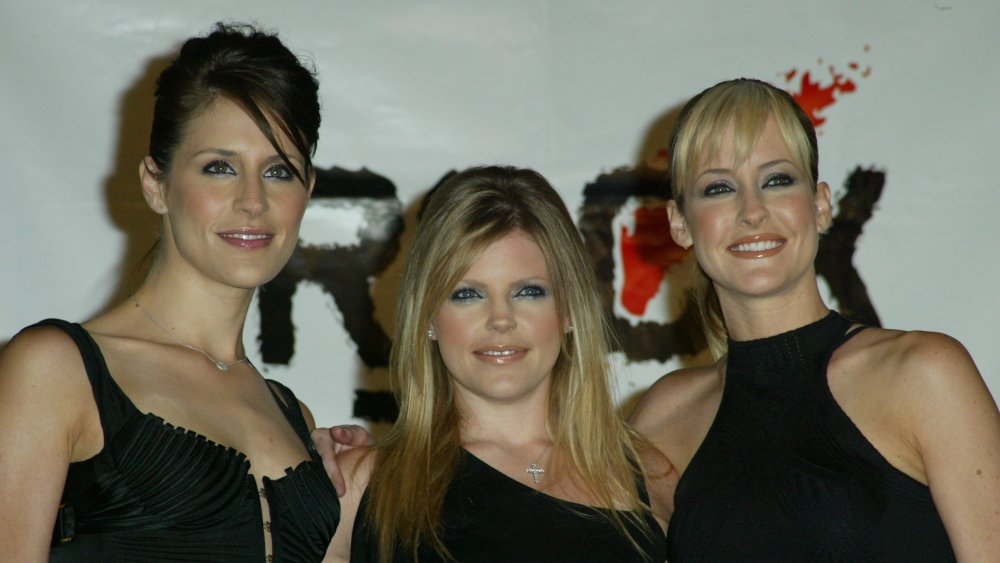 Emily Robison, Natalie Maines, Martie Maguire of The Chicks