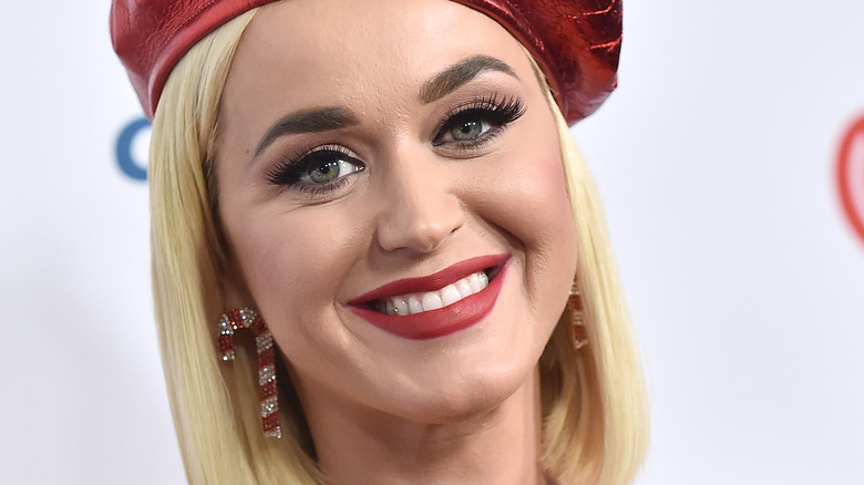 Katy Perry arrives for the KIIS FM Jingle Ball 2019