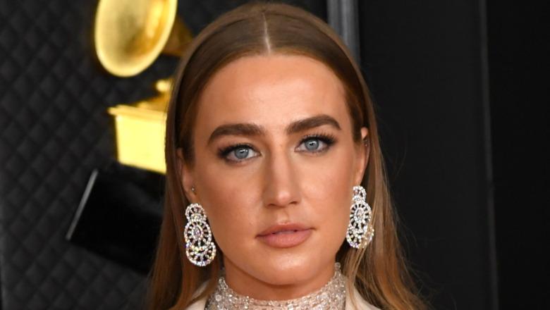 Ingrid Andress, Grammys red carpet