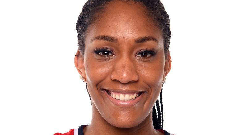A'ja Wilson, 2020 Olympic portrait photo