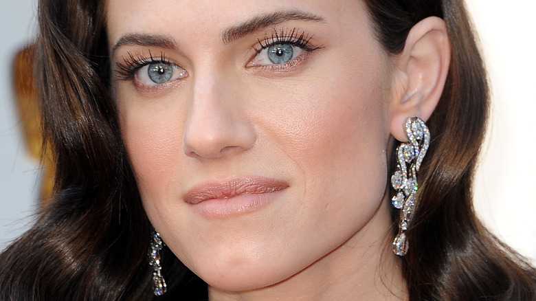 Allison Williams at the Academy Awards