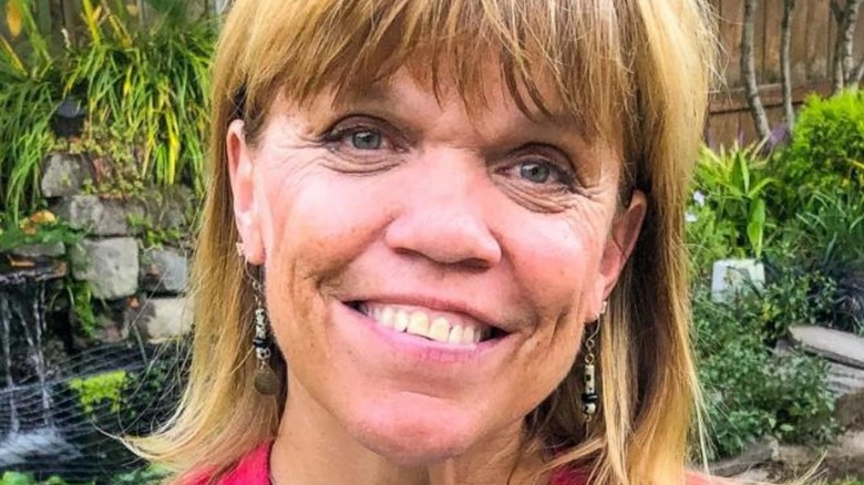 Amy Roloff smiling