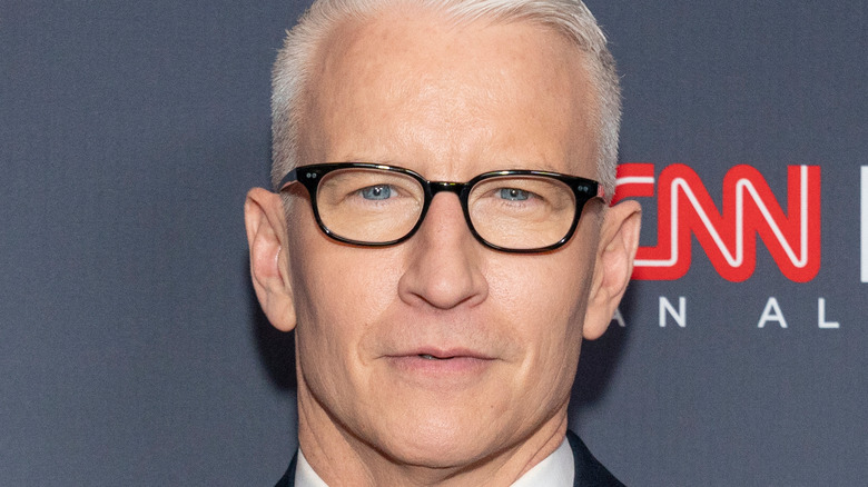 Anderson Cooper CNN Heroes event