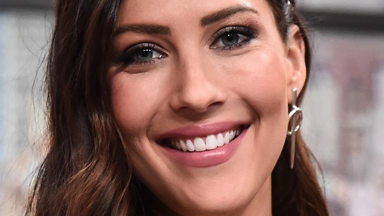 Becca Kufrin smiling