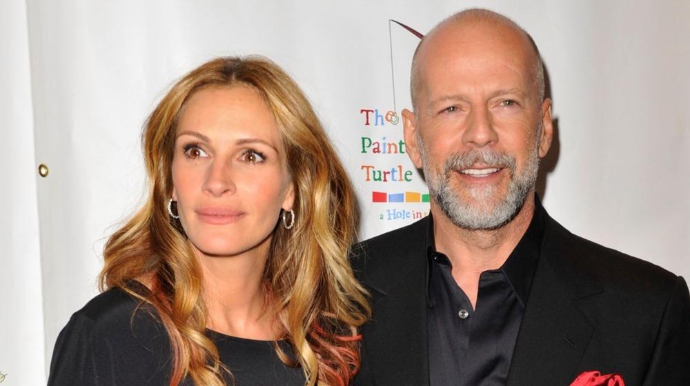 Bruce Willis Julia Roberts friends