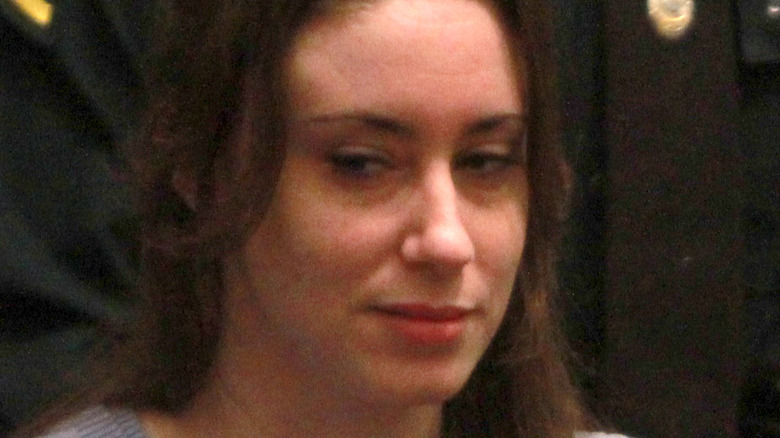 Casey Anthony in court